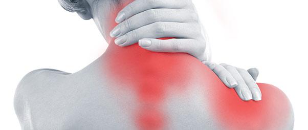 smerter i skulder og hals